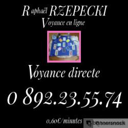 Raphaël RZEPECKI, Voyance en ligne