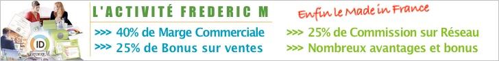 FREDERIC M - MLM France
